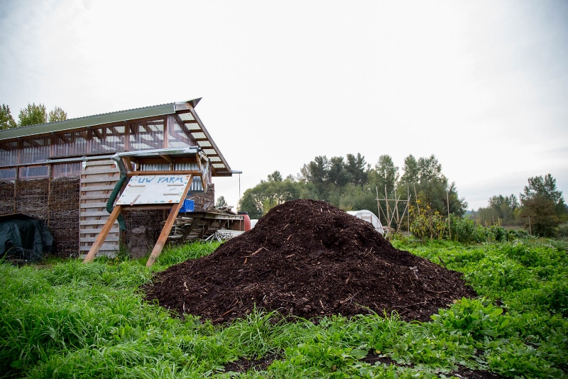 Final compost product