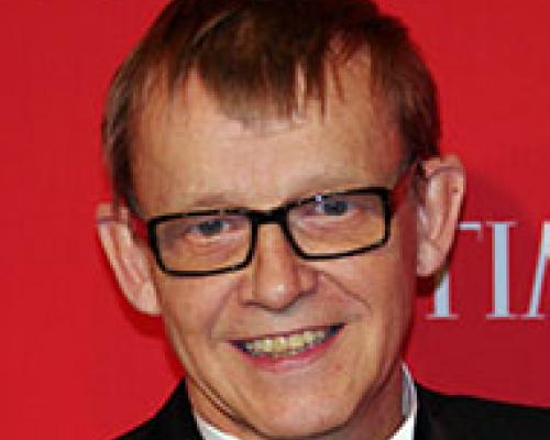Hans Rosling pictured at Time Gala