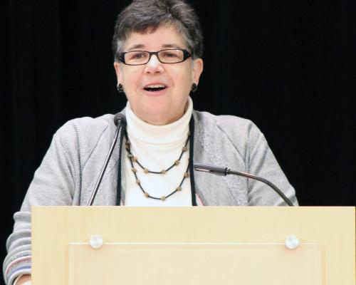 UW President Ana Mari Cauce sings praises about this year's DSA nominees
