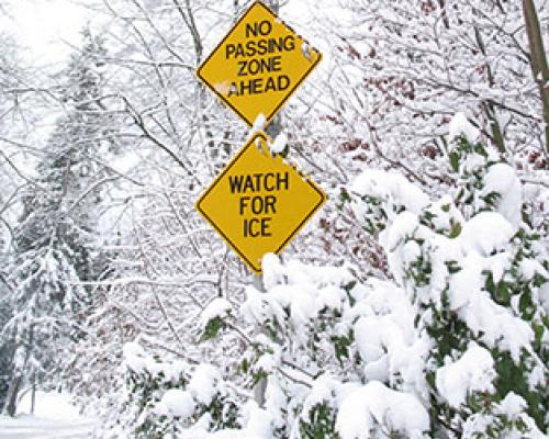 icy signs