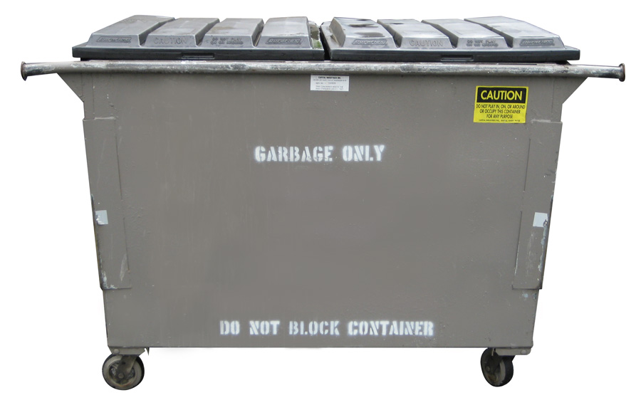 Waste Dumpster