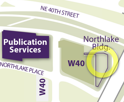 Campus Map - Northlake Building
