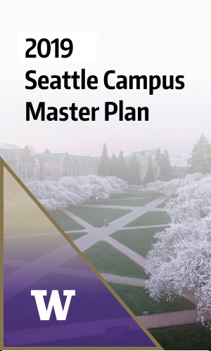 uw seattle campus master plan 2019