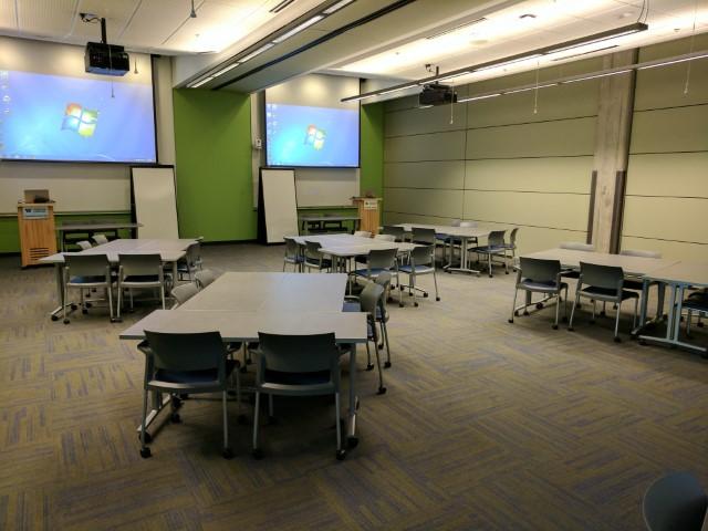 Room configuration: banquet